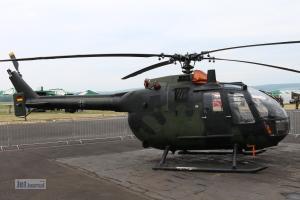 Tag der Bundeswehr 2015, Heeresflugplatz Fritzlar, Static