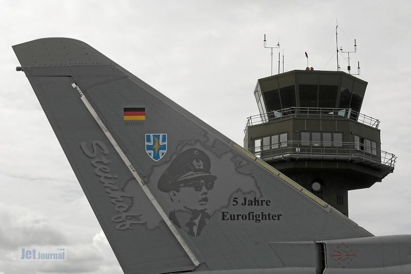 F-4E & Eurofighter GT 50 Jahre JG73 & 5 Jahre Eurofighter