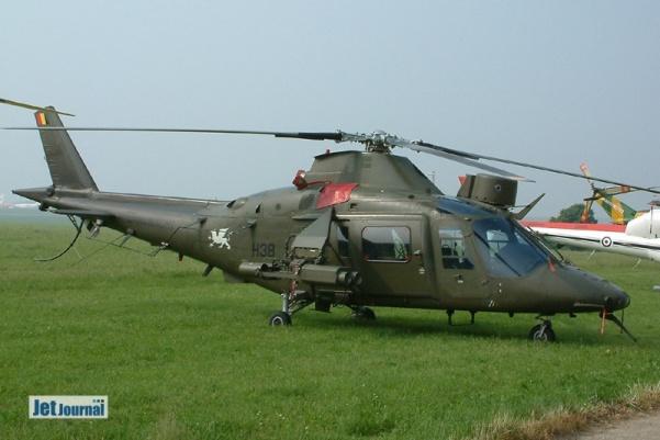 A109HA, Belgien