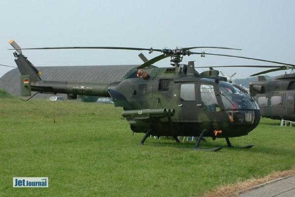 86+56 Bo-105P, HFR26, GAM