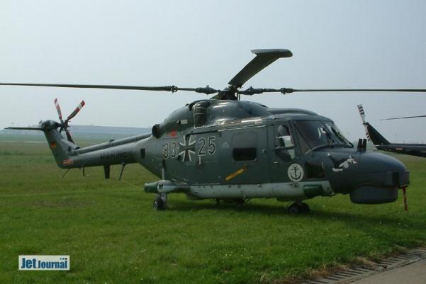 83+25 Sea Lynx Mk88A, MFG3, GNY