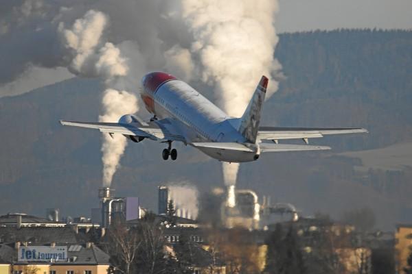 Takeoff Norwegian