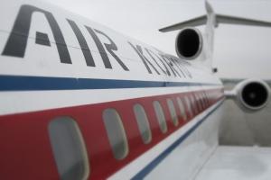 Flottenliste Air Koryo