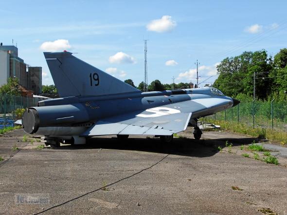 351419 Saab 35 Bundesheer