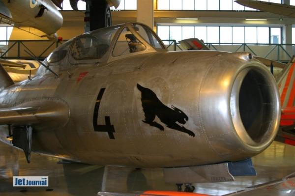 ...MU-4: MiG-15UTI (Spitzname Mukelo) standen von 1962 bis 1978 in Diensten der finnischen Luftwaffe...
