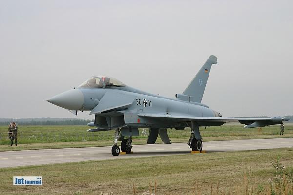 Eurofighter 30+11